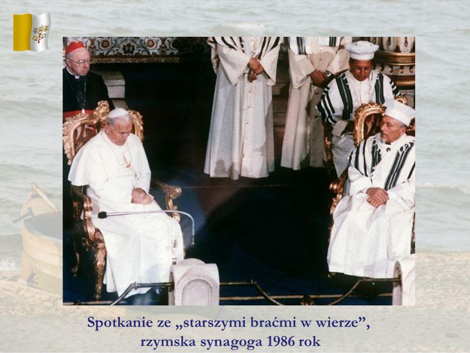 """Spotkanie ze """"starszymi braćmi w wierze ,"""