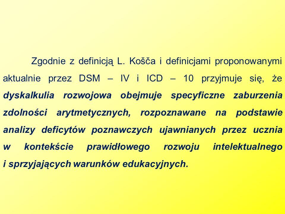 Zgodnie z definicją L.
