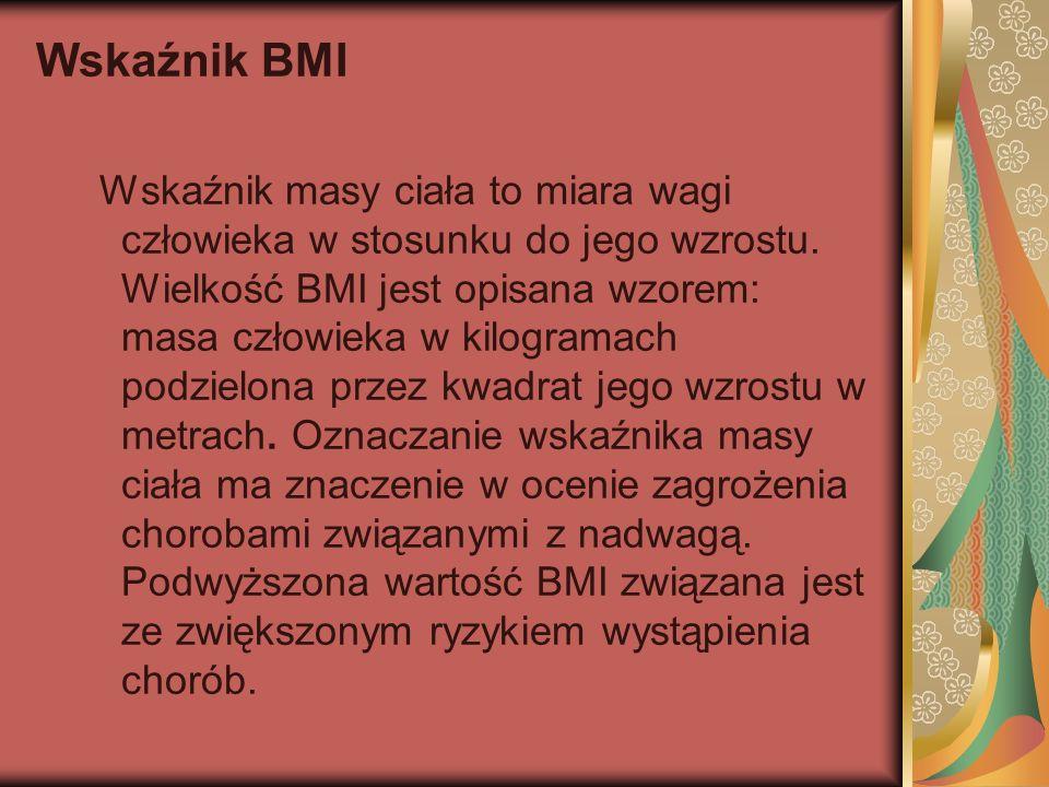 Wskaźnik BMI