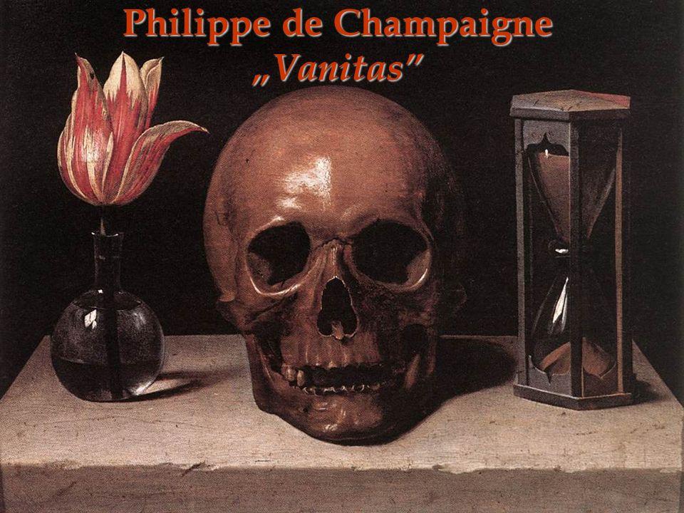 """Philippe de Champaigne """"Vanitas"""