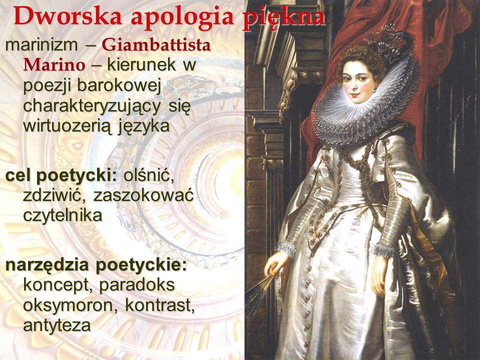 Dworska apologia piękna