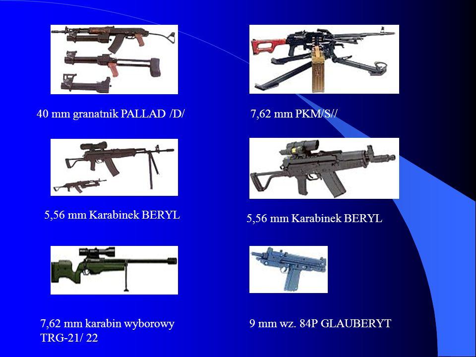 40 mm granatnik PALLAD /D/