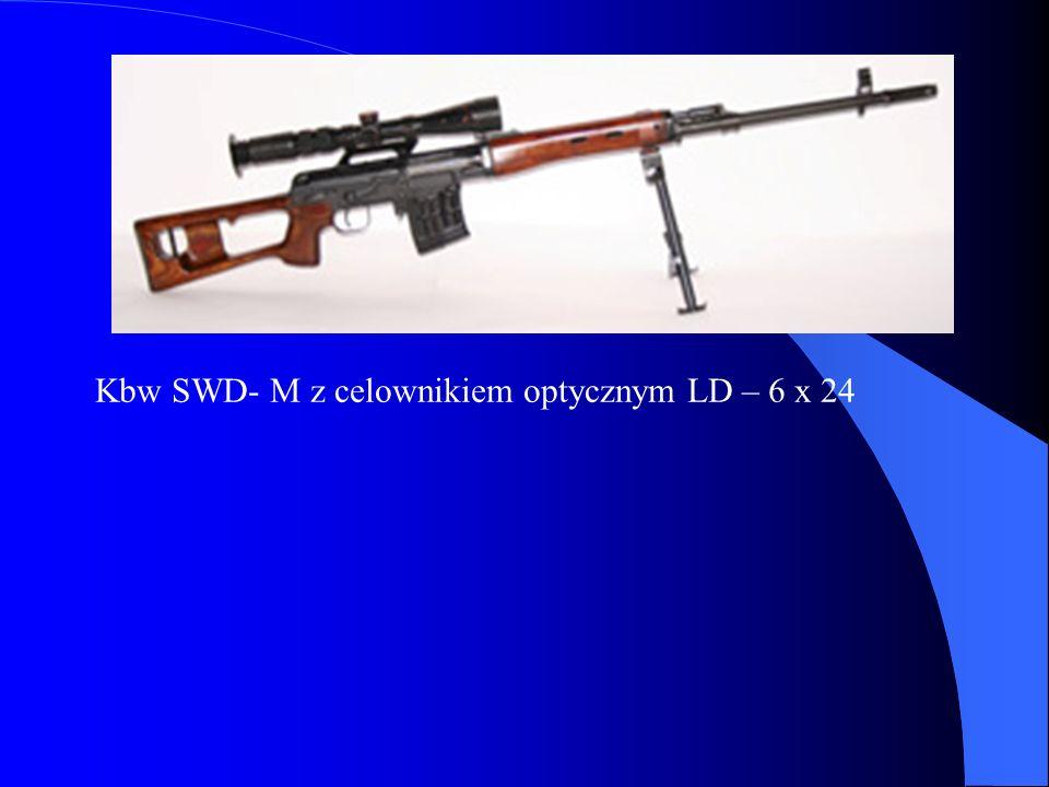 Kbw SWD- M z celownikiem optycznym LD – 6 x 24