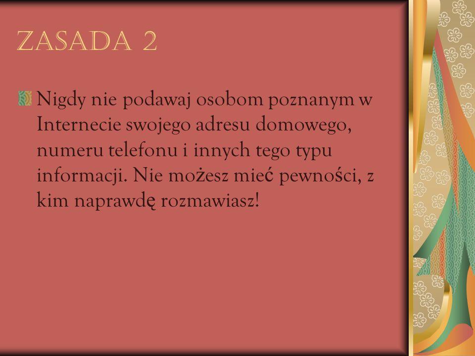 Zasada 2