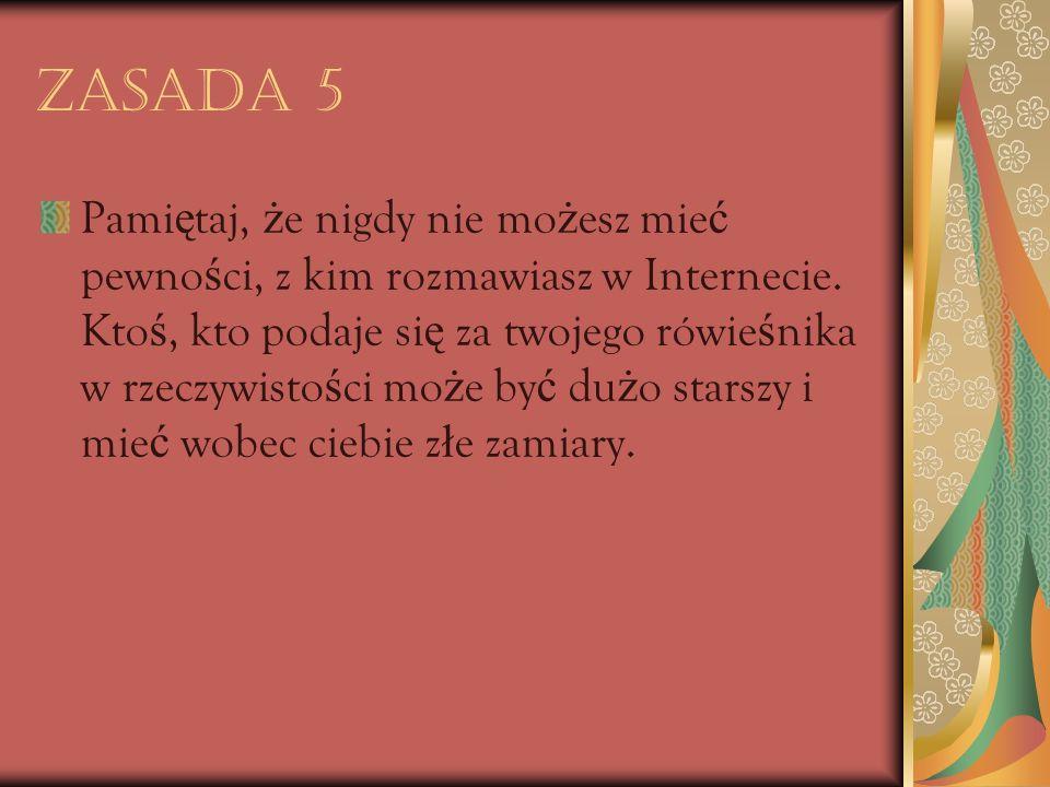 Zasada 5
