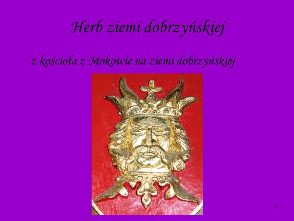 Herb ziemi dobrzyńskiej