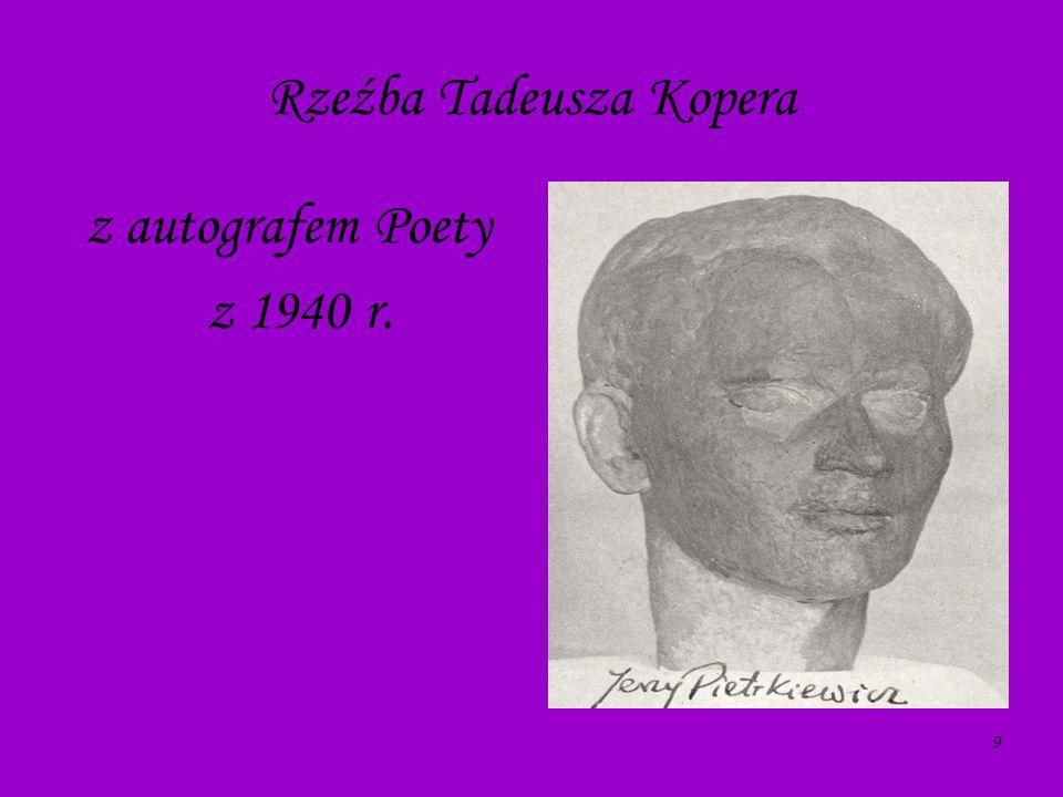 Rzeźba Tadeusza Kopera