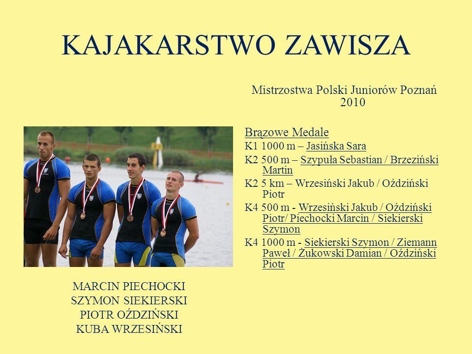 Mistrzostwa Polski Juniorów Poznań 2010