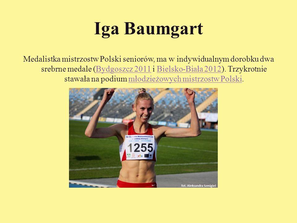 Iga Baumgart
