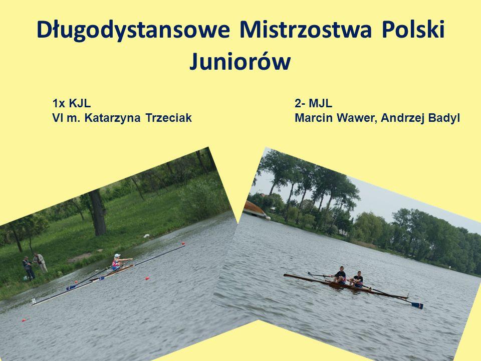 Długodystansowe Mistrzostwa Polski Juniorów