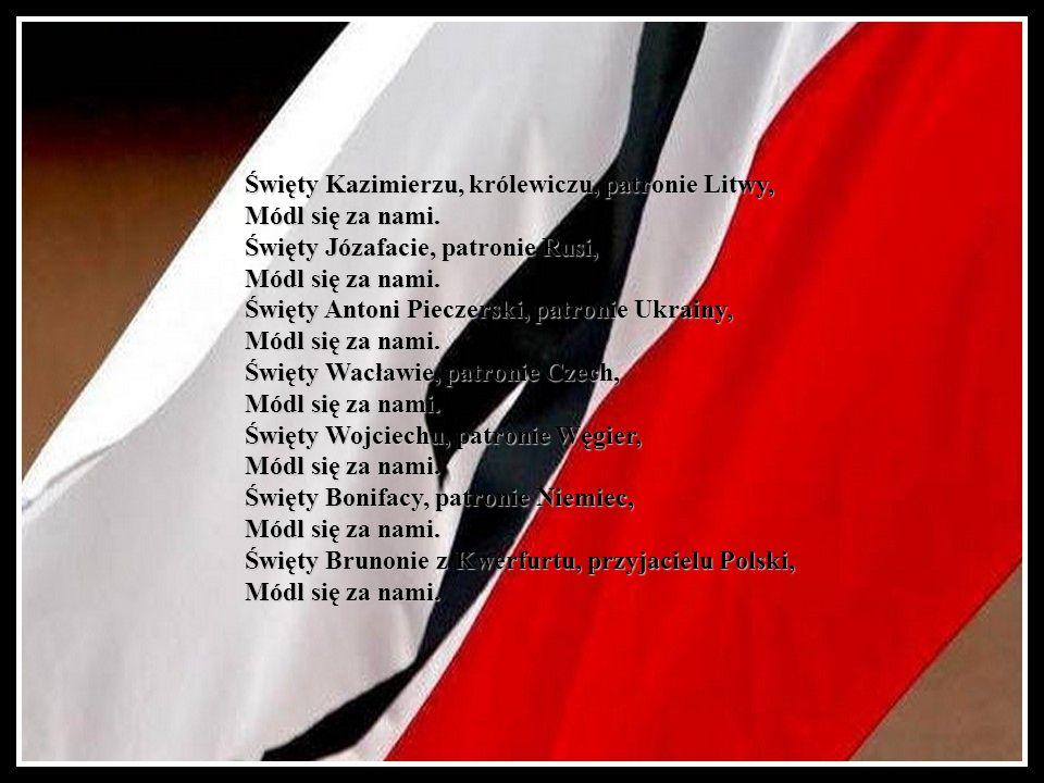 Święty Kazimierzu, królewiczu, patronie Litwy,