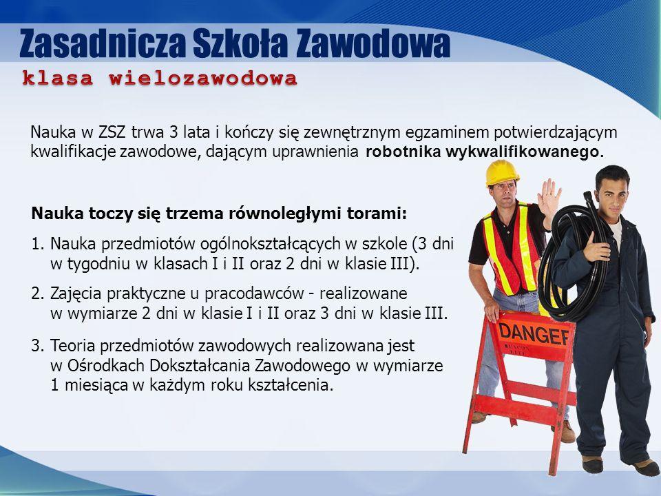 Zasadnicza Szkoła Zawodowa
