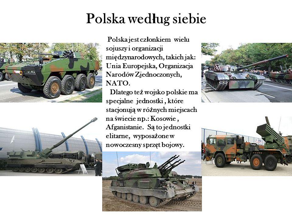 Polska według siebie