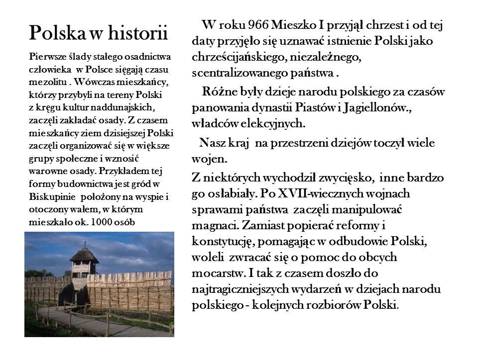 Polska w historii