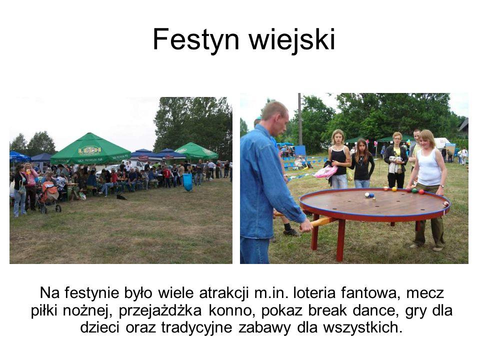Festyn wiejski