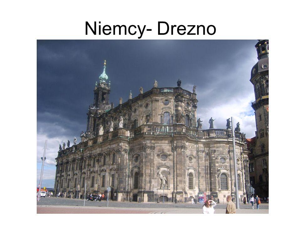Niemcy- Drezno