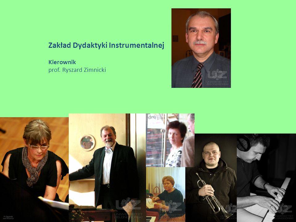 Zakład Dydaktyki Instrumentalnej