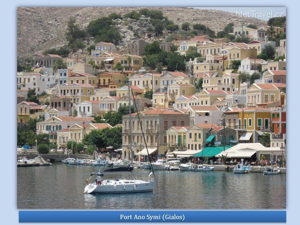 Port Ano Symi (Gialos)