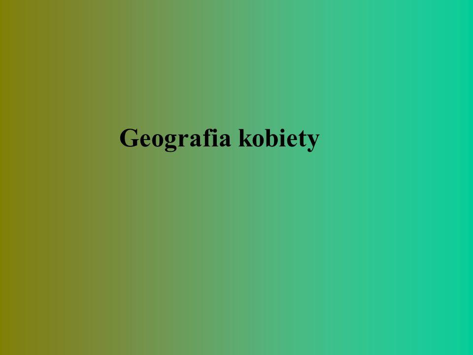 Geografia kobiety