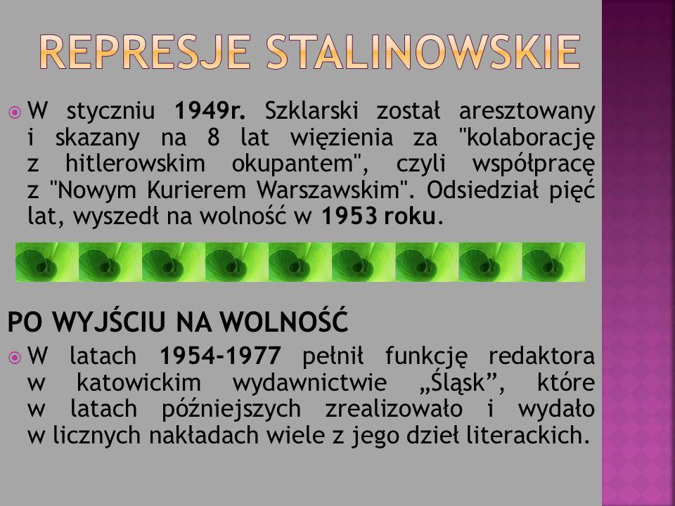 Represje stalinowskie