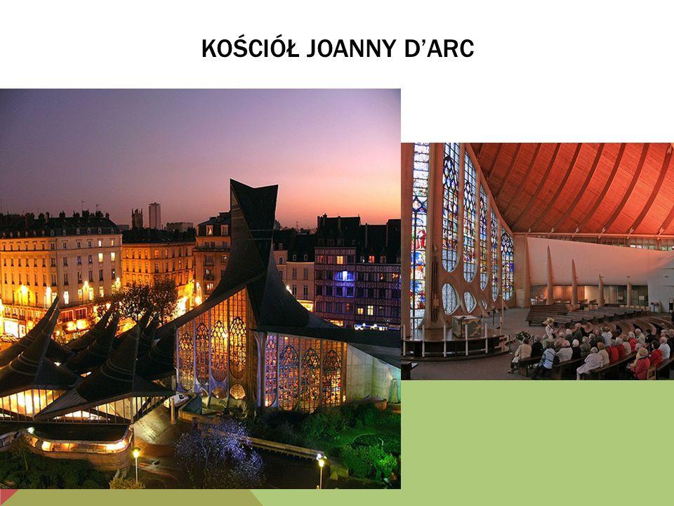 KościóŁ Joanny d'arc