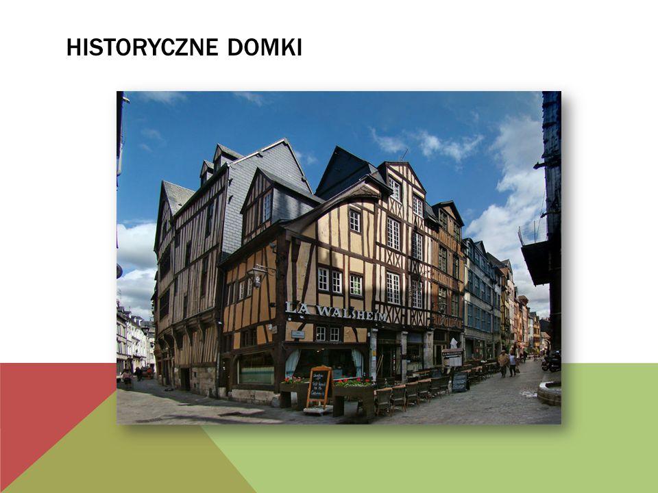 Historyczne domki