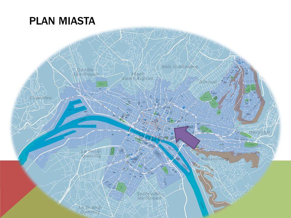 Plan miasta