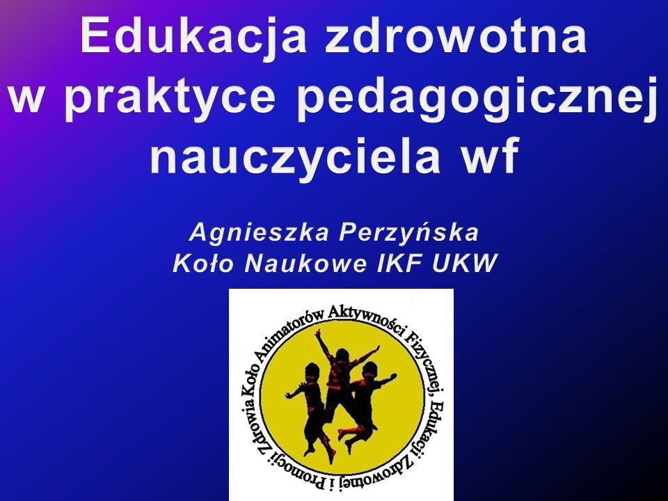 w praktyce pedagogicznej