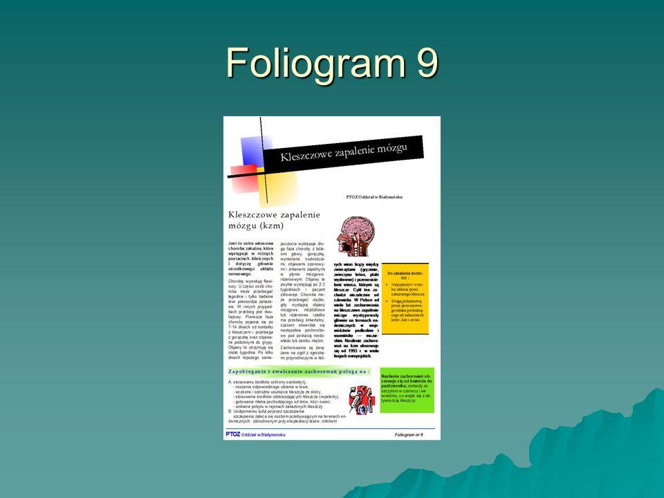 Foliogram 9