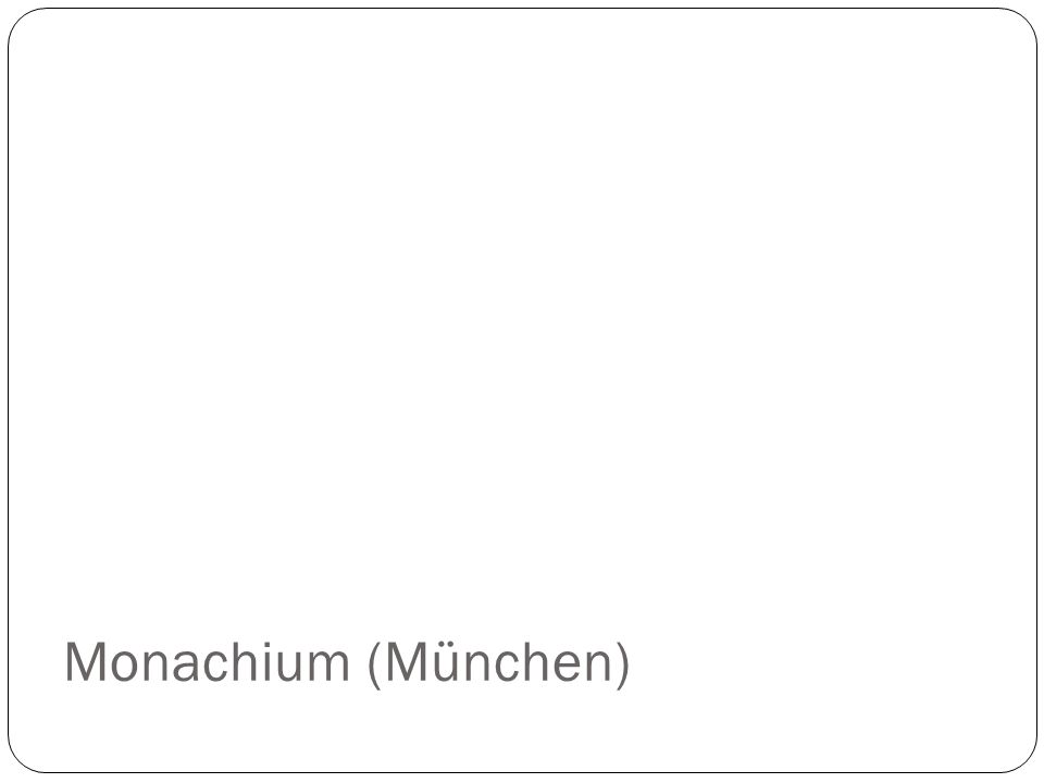 Monachium (München)