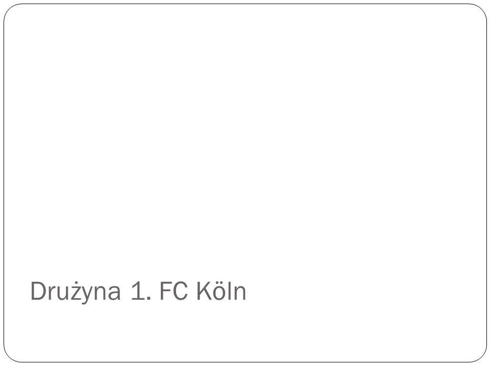 Drużyna 1. FC Köln