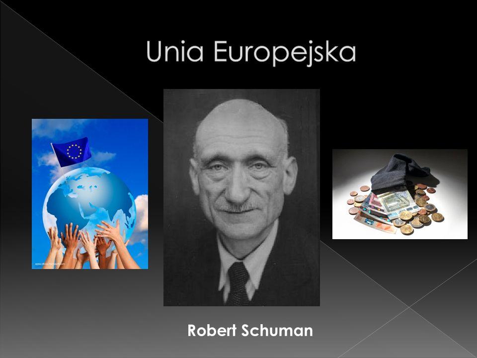 Unia Europejska Robert Schuman