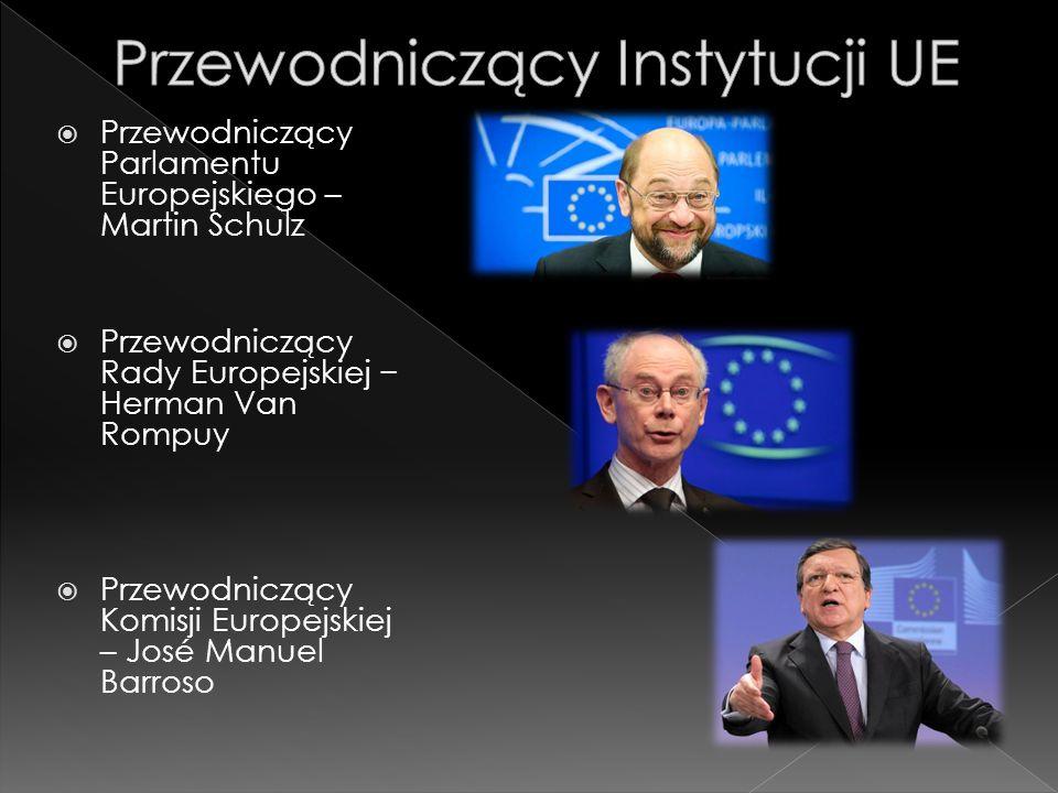Przewodniczący Instytucji UE