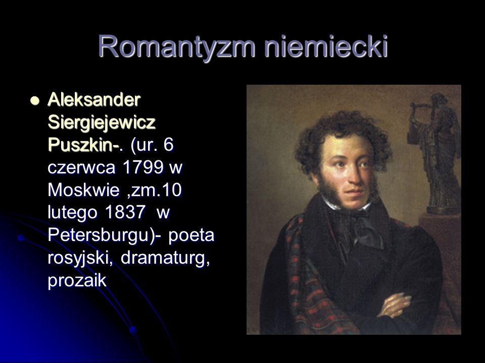 Romantyzm niemiecki