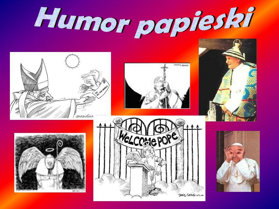 Humor papieski