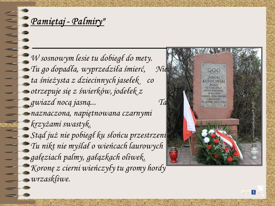 Pamiętaj - Palmiry