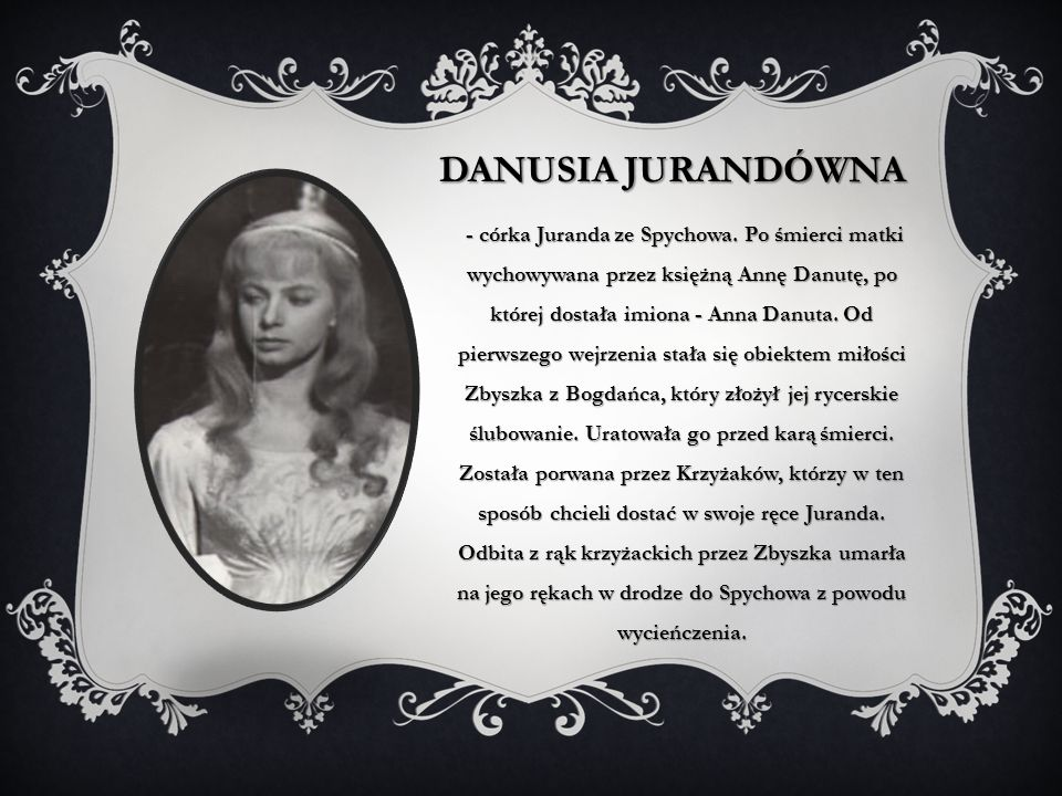 Danusia Jurandówna