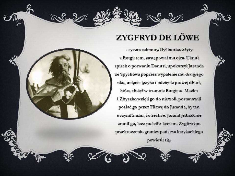 Zygfryd de Löwe