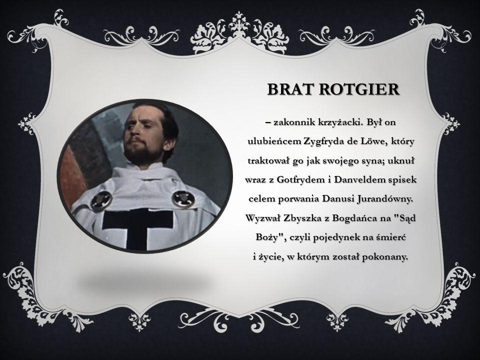 Brat rotgier