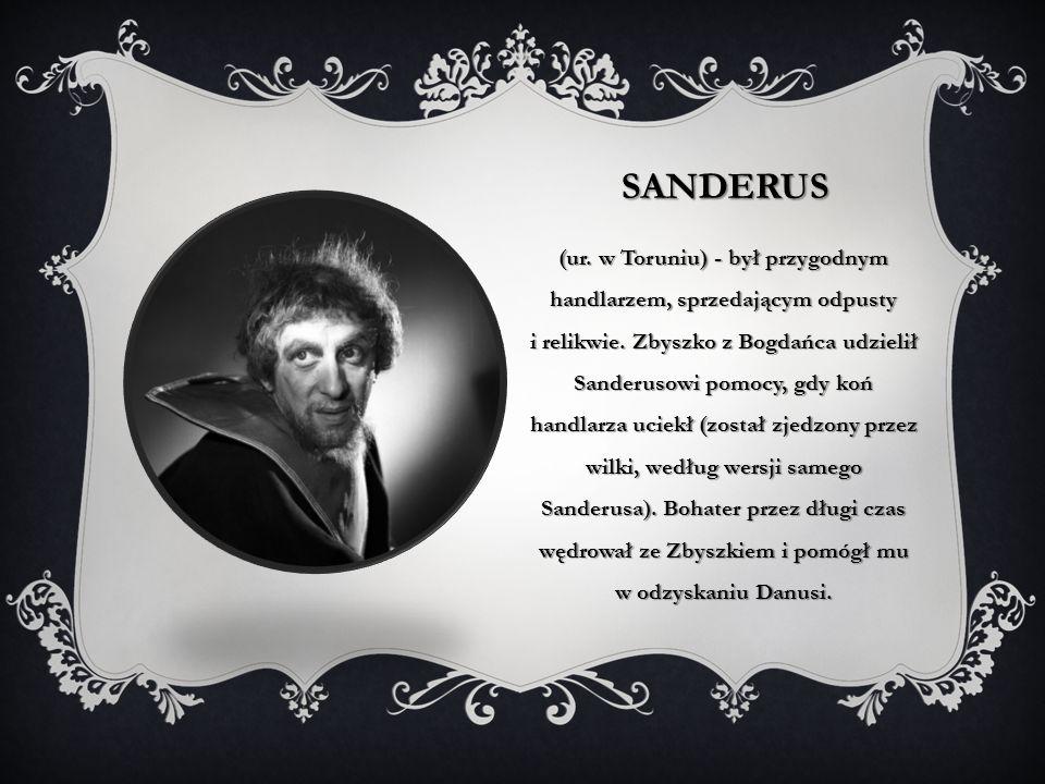 Sanderus