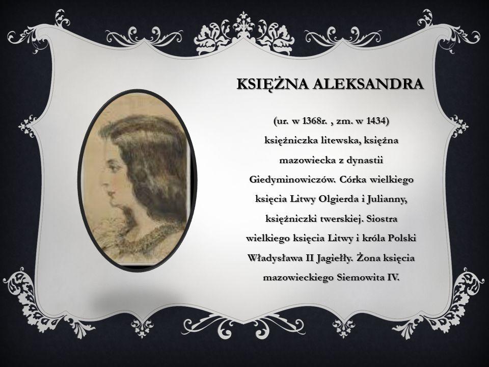 Księżna Aleksandra