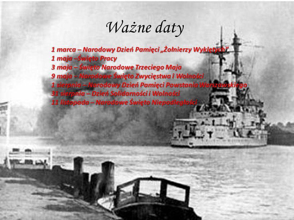 """Ważne daty 1 marca – Narodowy Dzień Pamięci """"Żołnierzy Wyklętych"""