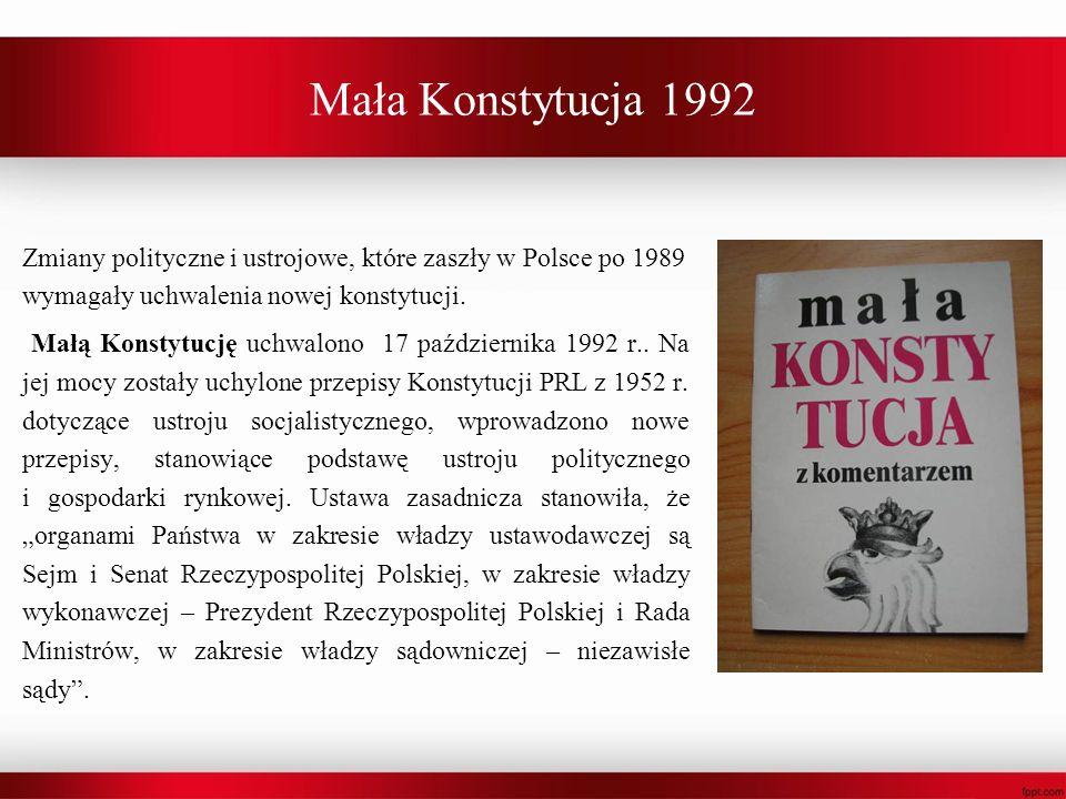 Mała Konstytucja 1992