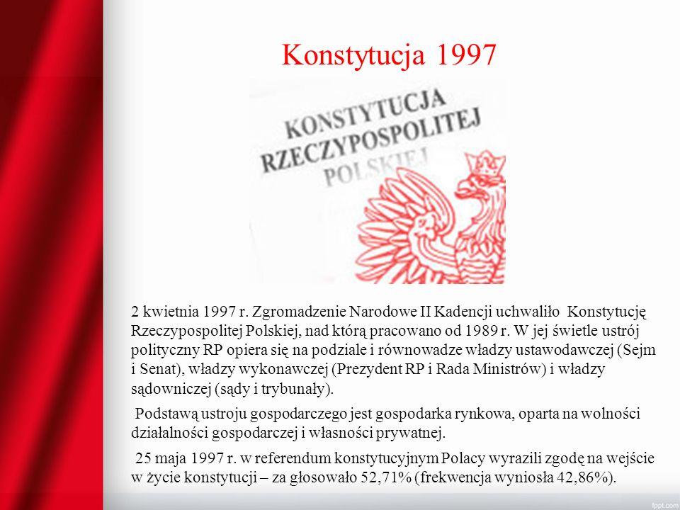 Konstytucja 1997