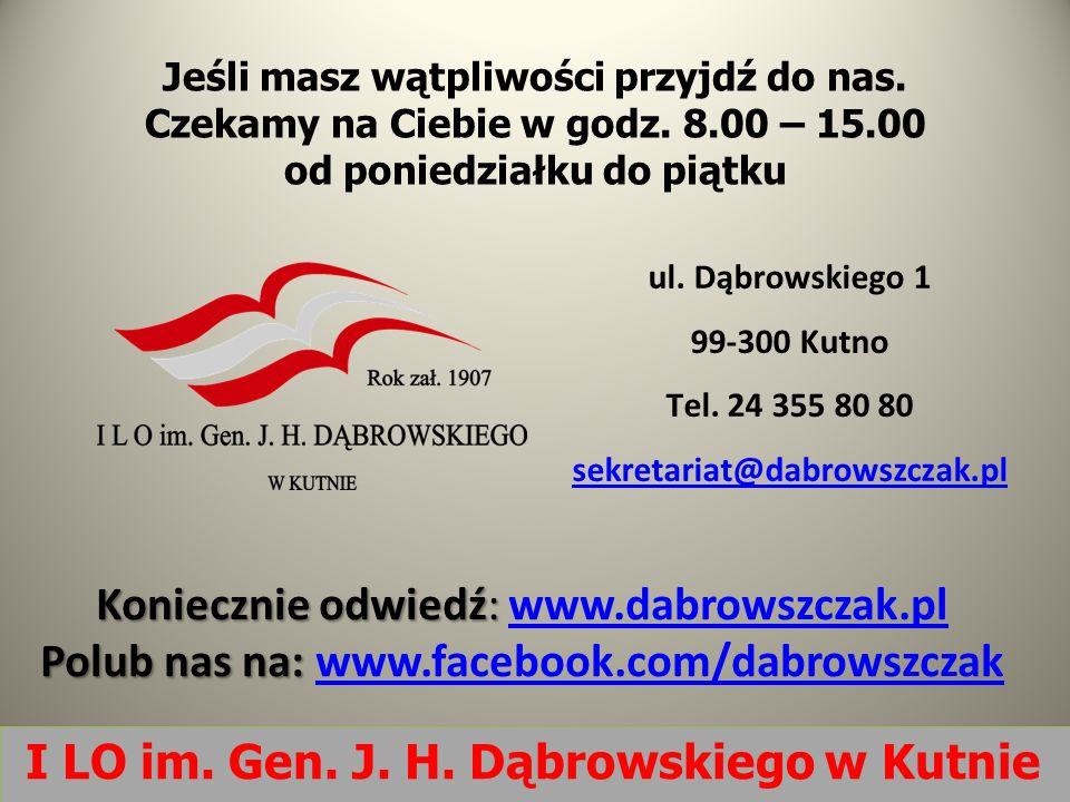 Koniecznie odwiedź: www.dabrowszczak.pl