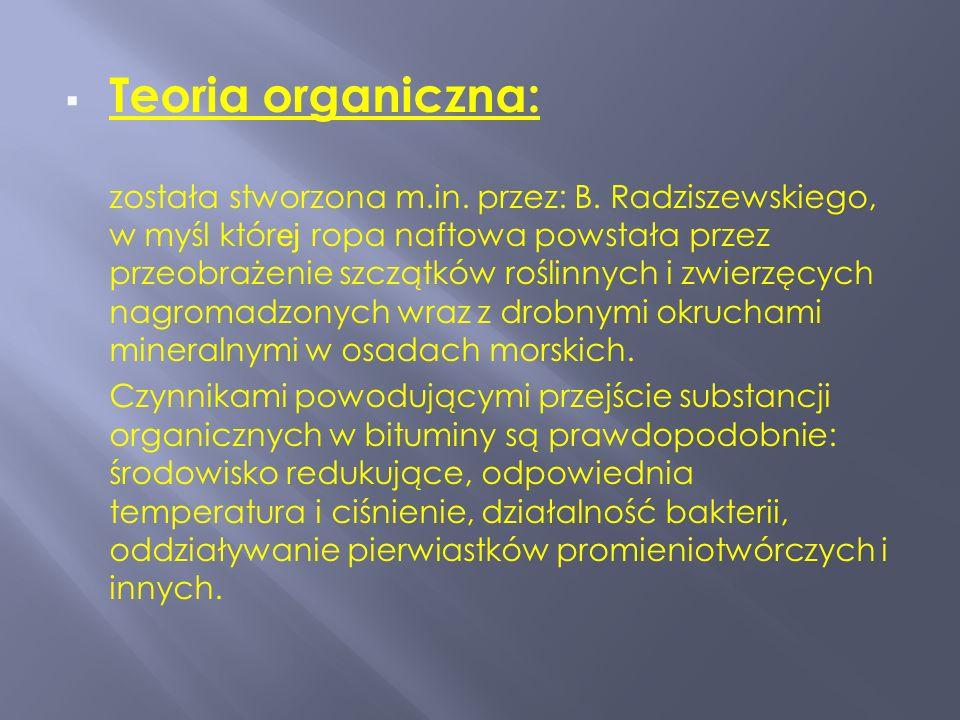 Teoria organiczna: