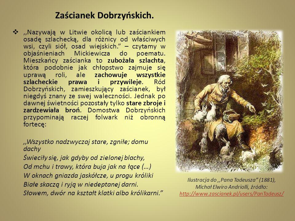 Zaścianek Dobrzyńskich.