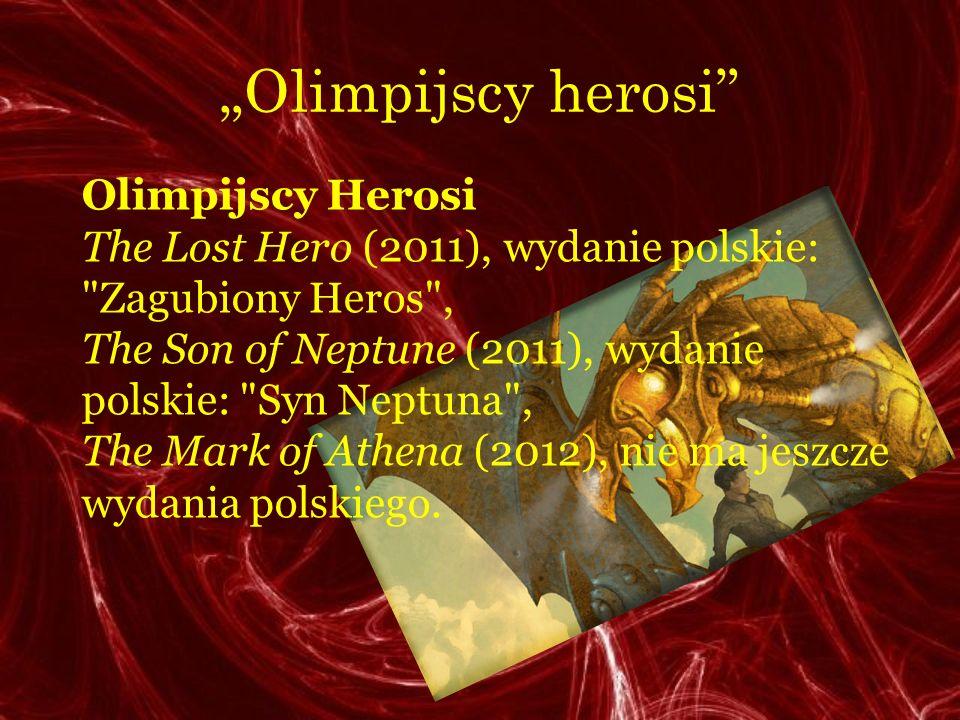 """""""Olimpijscy herosi Olimpijscy Herosi"""