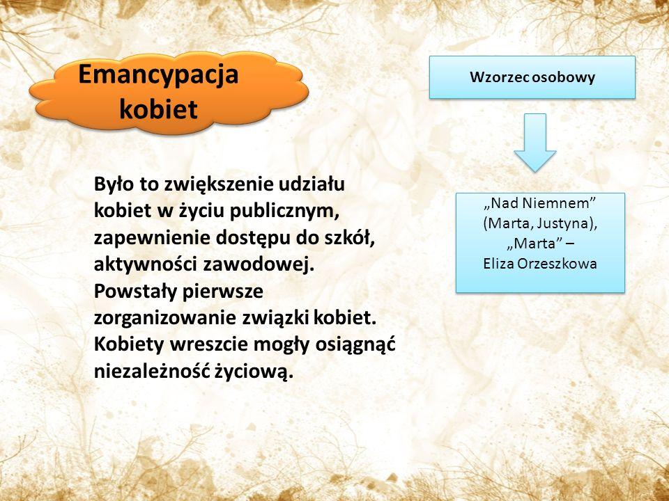 """""""Nad Niemnem (Marta, Justyna),"""
