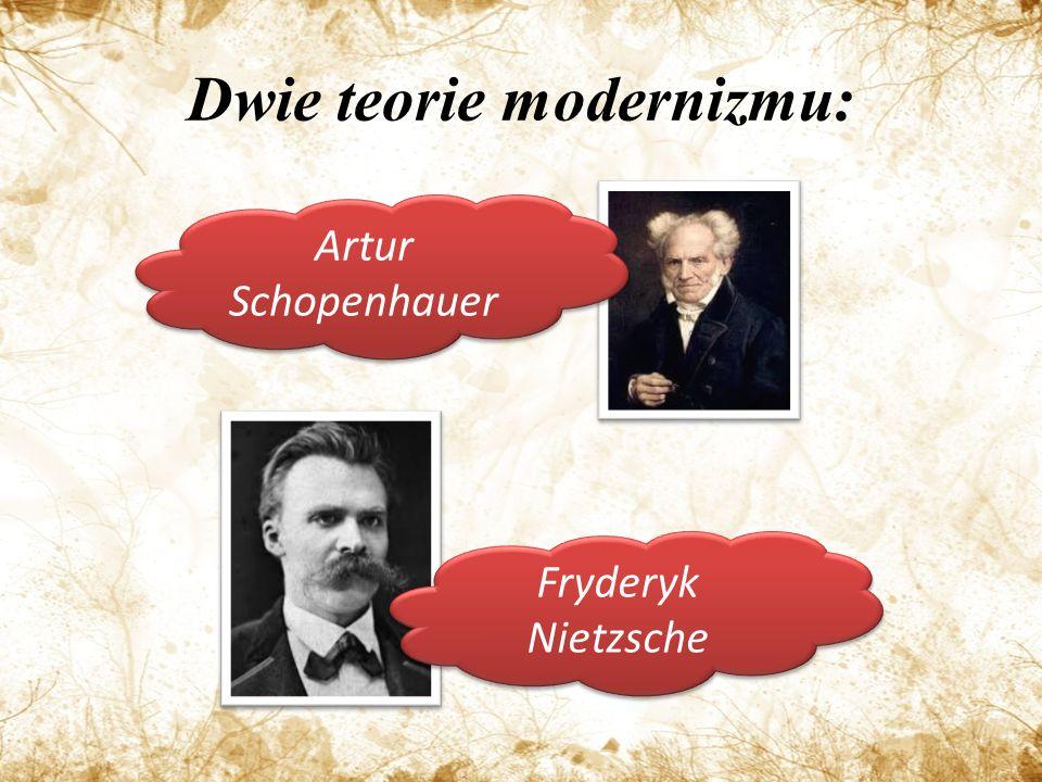 Dwie teorie modernizmu: